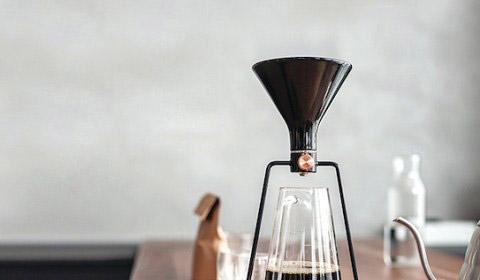 """手冲咖啡,GINA,咖啡器具,用手机App""""手冲""""咖啡的器具GINA"""