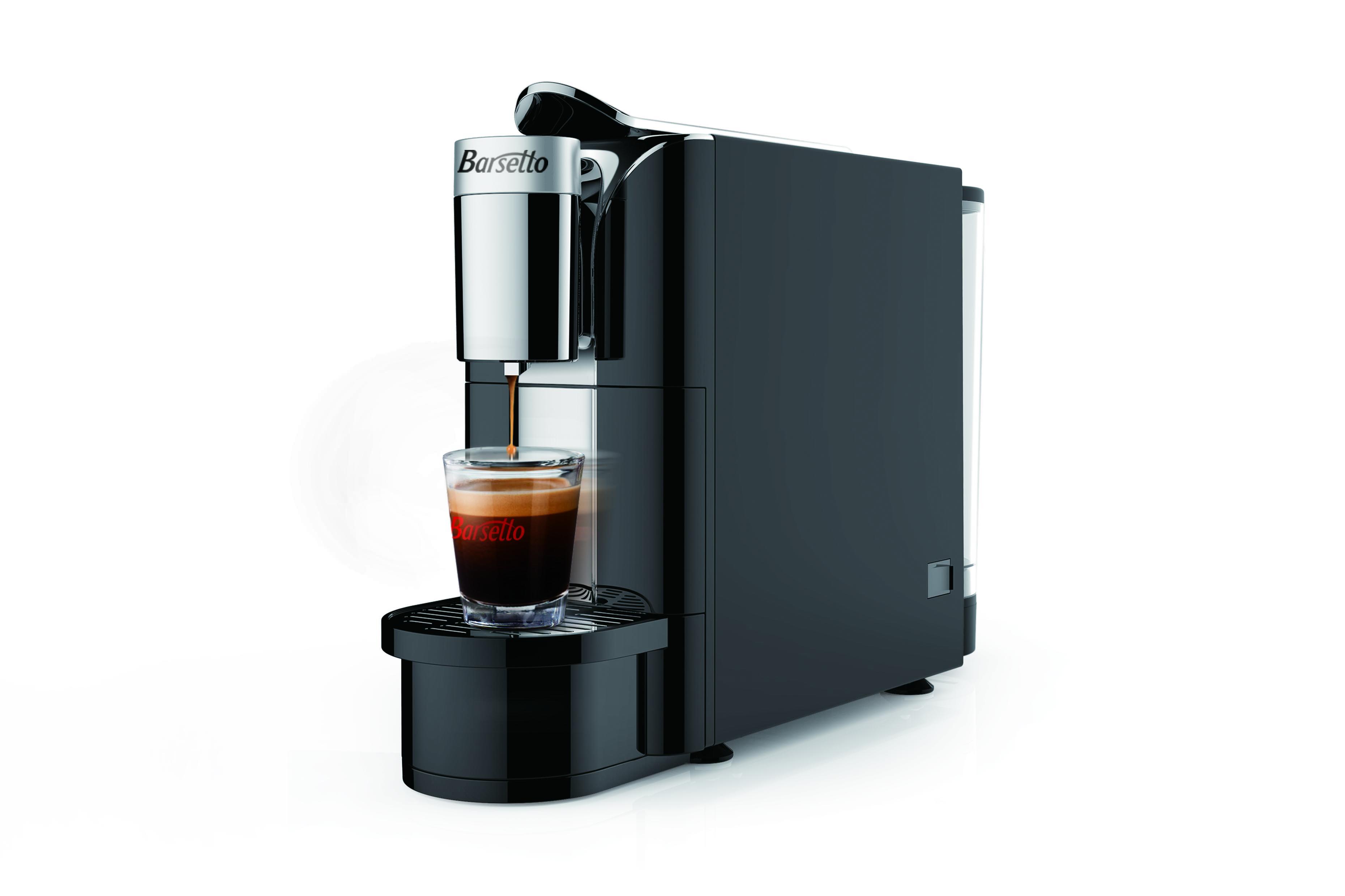 Barsetto 胶囊咖啡机 Handler Ⅱ BAC006N