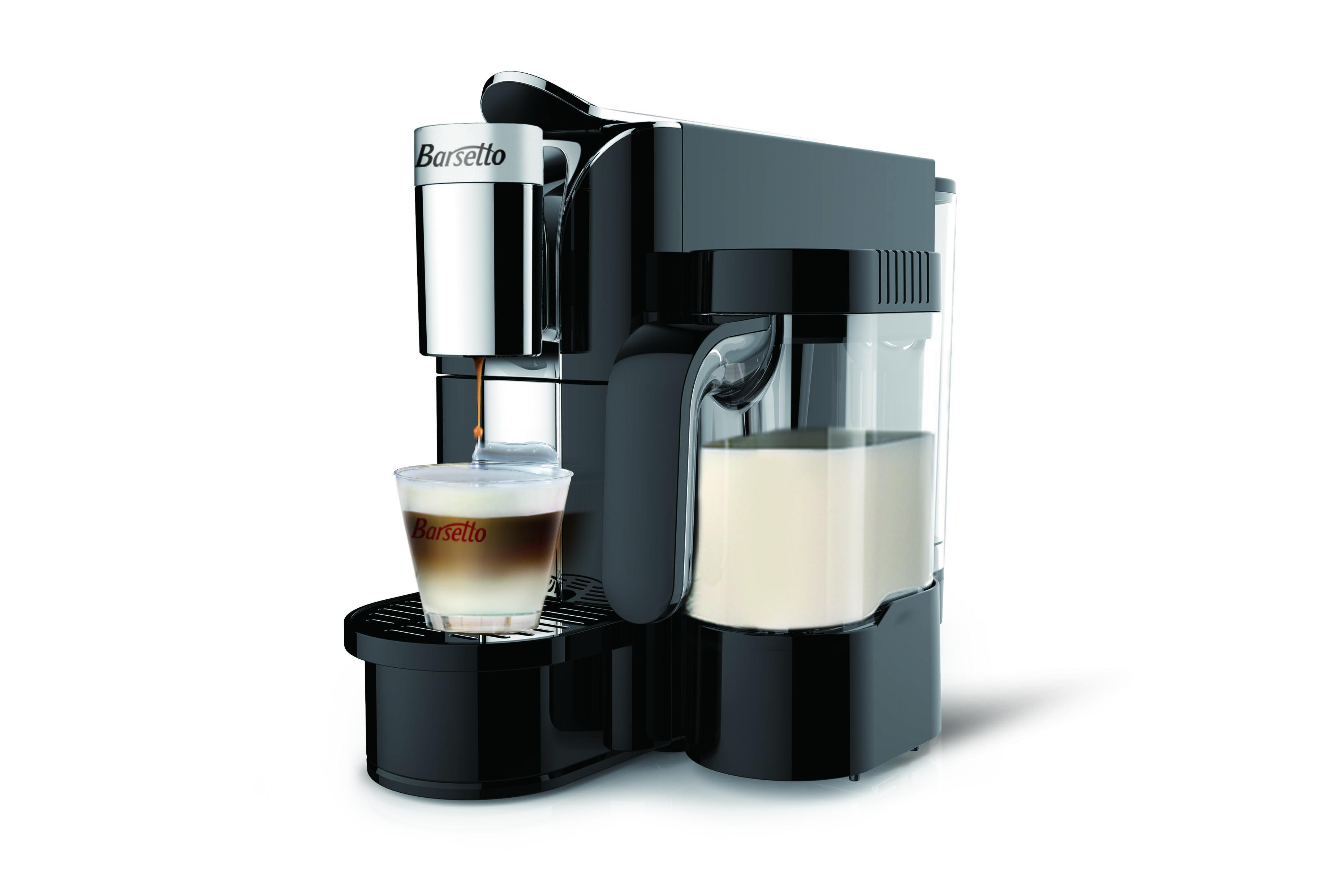 Barsetto 胶囊咖啡机 Handler Ⅱ BAC006A