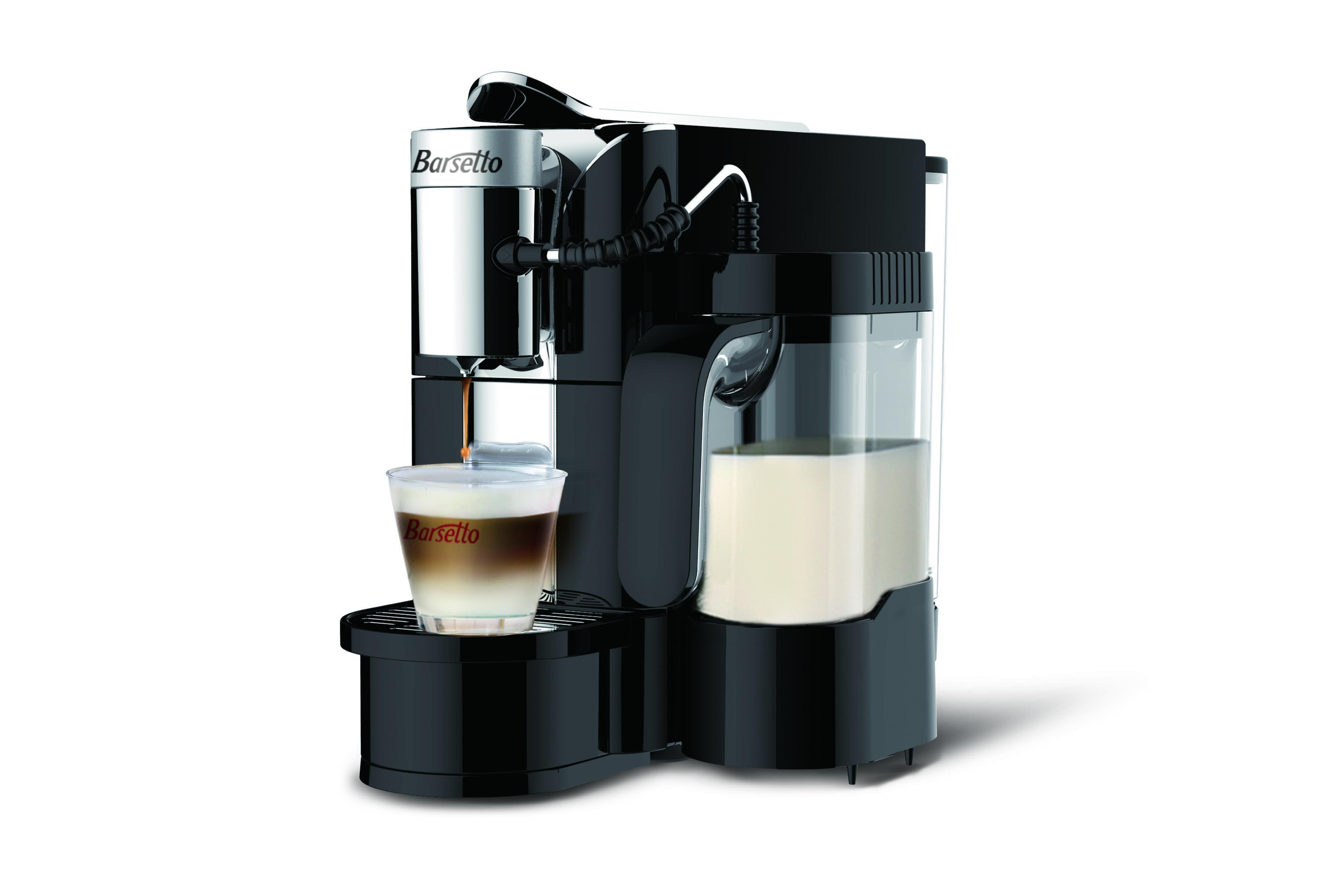 Barsetto 胶囊咖啡机 Handler Ⅱ BAC006B