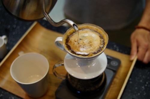 冠军咖啡师如何冲咖啡