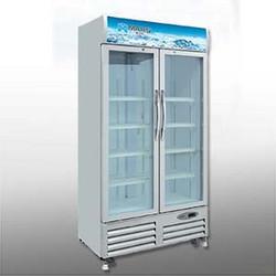 LC-700F   立式冷藏陈列柜-双开门