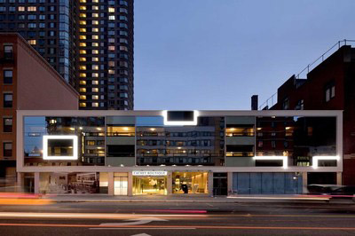 Merchants联手凯世合力打造纽约凯世精品酒店