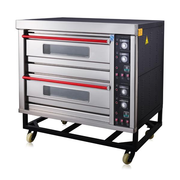 两层四盘电烤箱