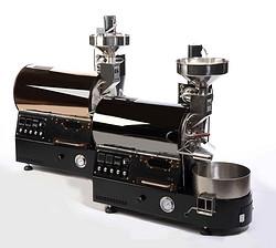 BK-2kg咖啡豆烘焙机