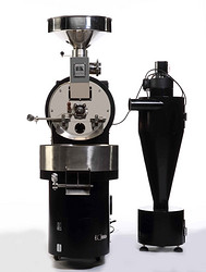 BK-6kg咖啡豆烘焙机