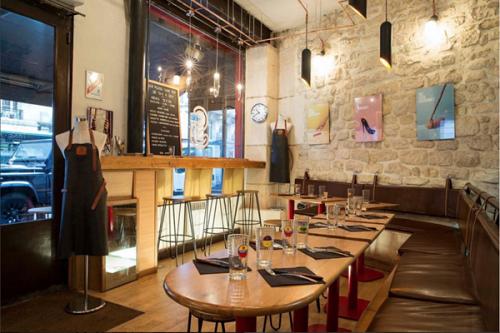欧洲五家新开张的独特主题餐厅  美食多多