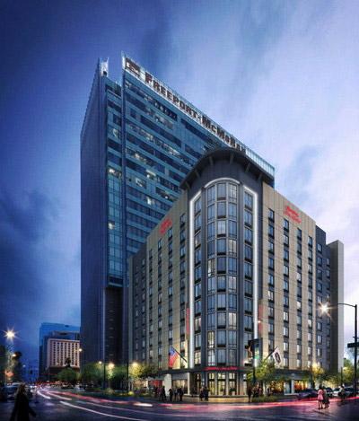 莫滕森(Mortenson)计划在凤凰城市中心开新酒店