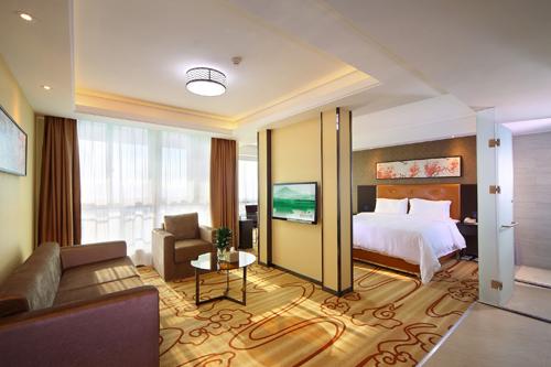 山水时尚酒店:惠州项目成功签约