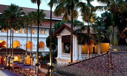 商务旅行预算减少 游客转向新加坡中档酒店