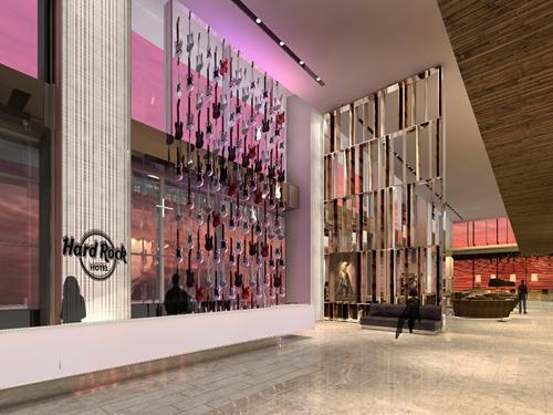 硬石酒店将于今年夏落户深圳