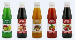 鲜绿果汁系列