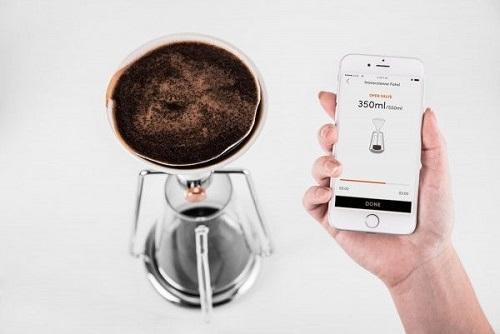 智能咖啡冲泡机来了 享受三种咖啡制作体验