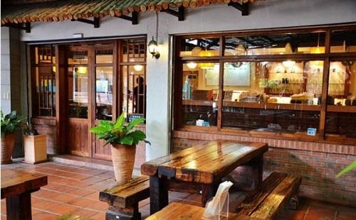 台北咖啡馆文化的演变