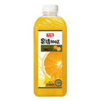 光明果诱100%橙汁