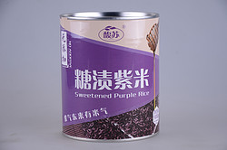 馥苏糖渍紫米
