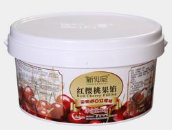 新仙尼红樱桃果馅