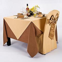 西餐桌布台布