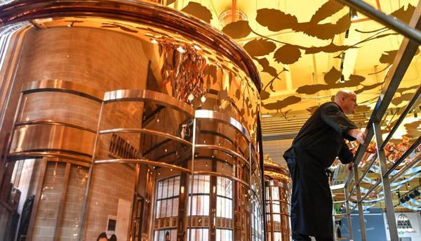 昆明刚开业不久的德国现酿啤酒餐厅广受欢迎