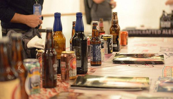 在这场啤酒节上 你可以喝到世界上最好的啤酒