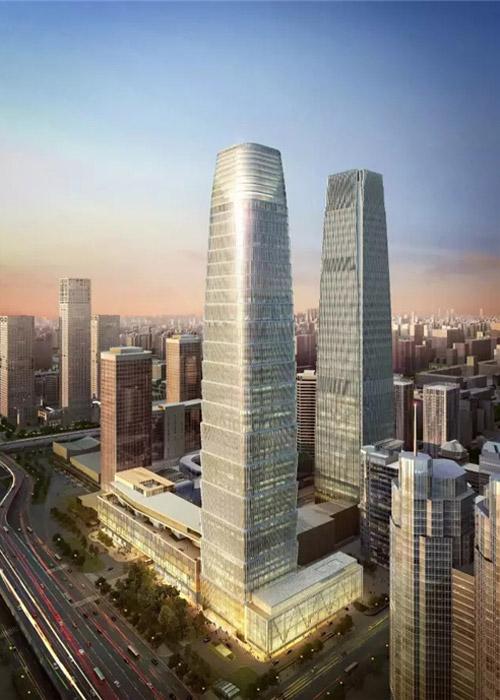 香格里拉酒店推出大陆第三家酒店--北京新国贸饭店