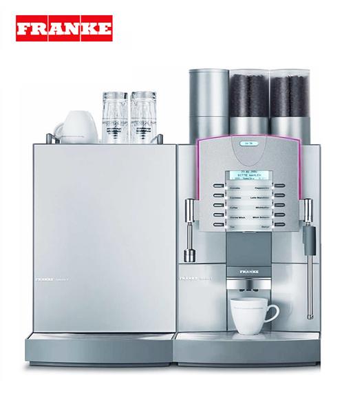 瑞士FRANKE 商用全自动咖啡机 Spectra S