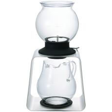 HARIO日本进口 水塔花茶壶过过滤器套装