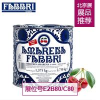 Fabbri-阿玛蕾娜野樱桃果酱果粒型果肉
