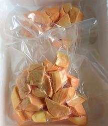 冷冻红薯块