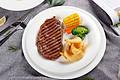 纯臻西冷牛排(谷饲)Top Sirloin Steak