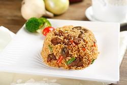 鲜蔬蜗牛饭Escargot Rice