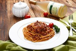 经典意大利肉酱面Spaghetti Bolognaise