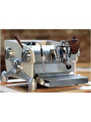半自动咖啡机Slayer 1G标准款(白色+热水+木制把手)