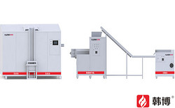 韩博300KG有机垃圾处理设备 CFCZ-YT300有机垃圾处理设备