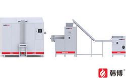 韩博2T有机垃圾处理设备 CFCZ-YT2000有机垃圾处理设备