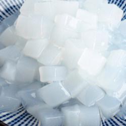 原味椰果粒椰果肉水晶果珍珠奶茶原料配料 椰果奶茶椰果果粒1kg
