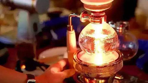 如何冲泡虹吸咖啡?