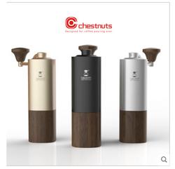 泰摩栗子G1/G1S专业级手摇咖啡豆磨豆机 家用便携式手动研磨器