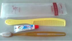 牙刷/牙膏商务宾馆通用套装