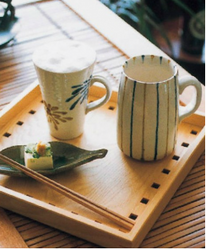 UN CAFE 陶製啤酒杯 立夏 Rikka 450ml