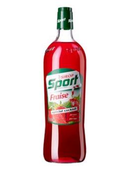 Sport 草莓糖浆