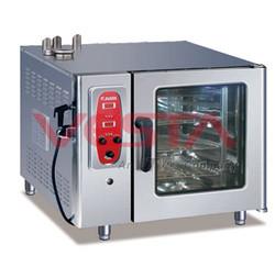 佳斯特六层电子版燃气万能蒸烤箱JO-G-E61