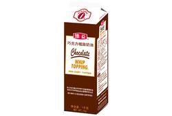 维益巧克力植脂奶油