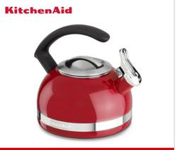 KitchenAid KTEN20CB 珐琅壶 热水壶 烧水壶 进口