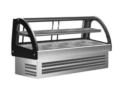 SEEPEC/希派克台式单层黑色圆弧展示热柜SE-RTA1