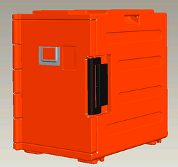 SB2-B90C柜式保温箱
