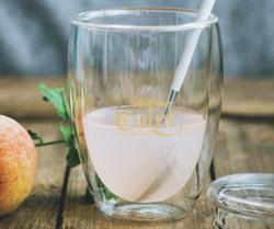 办公室家用双层咖啡杯茶冷热水杯牛奶杯隔热耐高温透明玻璃杯子