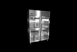 高身四门(玻璃)冰箱