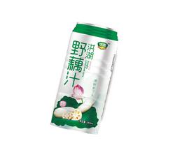 包装设计案例欣赏——洪湖野莲汁