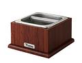 Tiamo 咖啡粉渣桶+木盒 小 BC0149